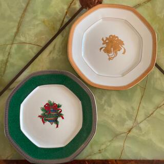 ミカサ(MIKASA)のMIKASA プレート2枚 クリスマス(食器)