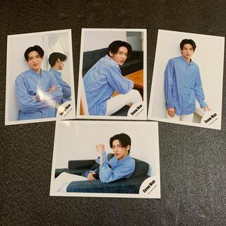 Johnny's - Snow Man 目黒蓮 公式写真 4枚