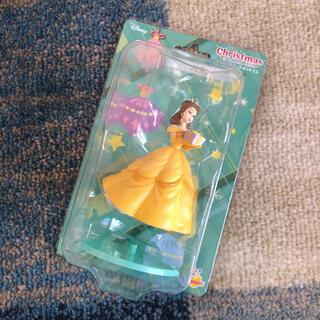 Disney - ディズニー クリスマスオーナメント一番くじ 美女と野獣 ベル