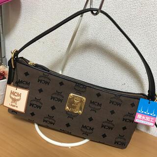 エムシーエム(MCM)の新品☆軽量素材MCMワンショルダーバッグ撥水加工素材(ショルダーバッグ)