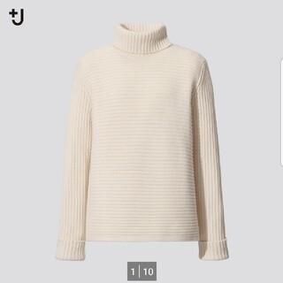 UNIQLO - 新品タグ付き ユニクロ ジルサンダー タートルネックセーター