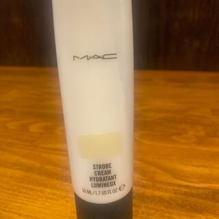 マック(MAC)のMAC ストロボクリーム ゴールドライト(化粧下地)