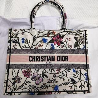 Christian Dior - ディオール ブックトート ローザムタビリス