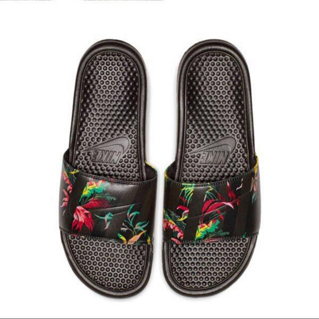 NIKE(ナイキ)のナイキベナッシサンダル‼️26.0センチ‼️ メンズの靴/シューズ(サンダル)の商品写真