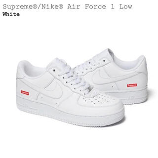 Supreme - 26cm Supreme Nike Air Force 1