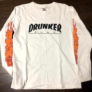 PUNK DRUNKERS - パンクドランカーズ punk drunkers ロンT