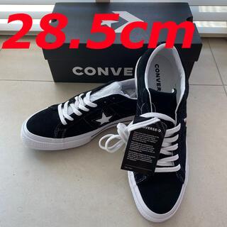 コンバース(CONVERSE)のコンバースワンスターOX ブラック 28.5cm(スニーカー)