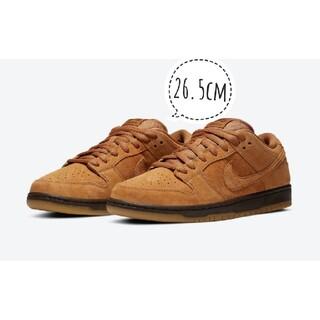 NIKE - 【新品】Nike DUNK Low 26.5cm Wheat Mocha