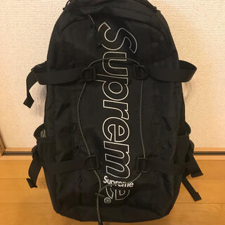 Supreme - Supreme シュプリーム 18aw backpack バックパック