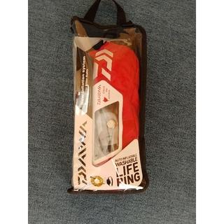 ダイワ(DAIWA)の桜マーク 新品 国土交通省型式承認品 ダイワ ライフジャケット DF-2307(その他)