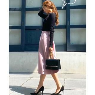 神戸レタス - 超美品3080円♡KOBE LETTUCE♡岡部あゆみコラボ♡フレアスカート