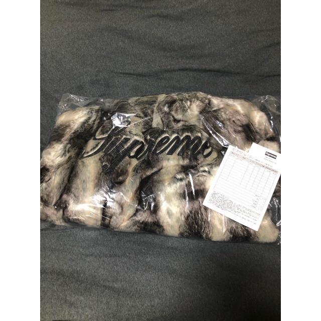 Supreme(シュプリーム)のsupreme Faux Fur Reversible Jacket  メンズのジャケット/アウター(その他)の商品写真
