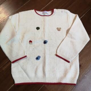 familiar - ファミリア セーター90