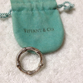 ティファニー(Tiffany & Co.)の専用!刻印あり✨ティファニー バンブーリング(リング(指輪))