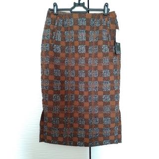 ロートレアモン(LAUTREAMONT)の値下げ☆ロートレアモンのセミロング新品スカート(ロングスカート)