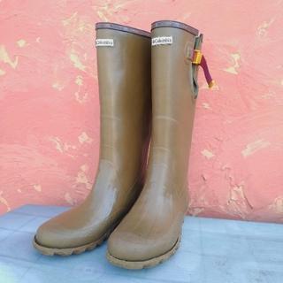 コロンビア(Columbia)のコロンビア レインブーツ 長靴 ロング(レインブーツ/長靴)