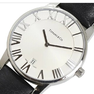 Tiffany & Co. - 【新品未使用】ティファニー 腕時計 メンズ アトラス