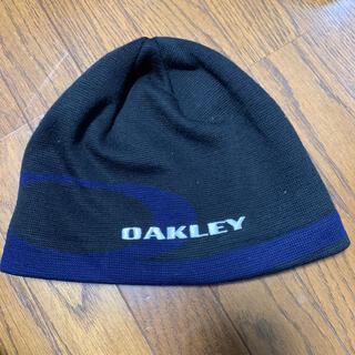 オークリー(Oakley)のニット帽 オークリー  (ニット帽/ビーニー)