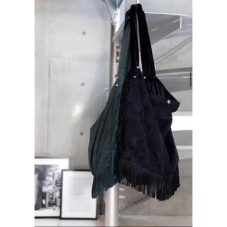 ルームサンマルロクコンテンポラリー(room306 CONTEMPORARY)のroom306スエードフリンジバッグ(ショルダーバッグ)