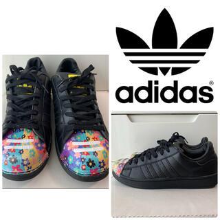 アディダス(adidas)のアディダス スーパースター フラワー スニーカー(スニーカー)