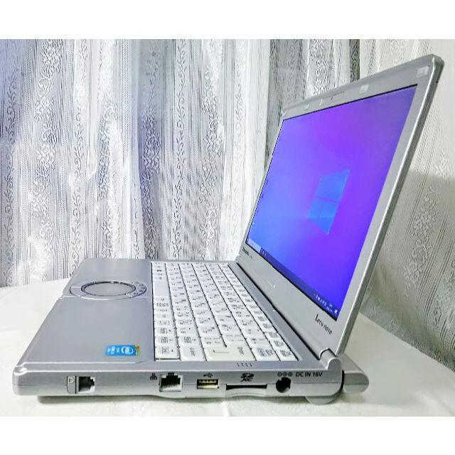 Panasonic(パナソニック)のモバイルPC i5/8GB/SSD240GB/Office/Zoom スマホ/家電/カメラのPC/タブレット(ノートPC)の商品写真