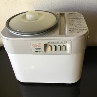 トウシバ(東芝)の餅つき機(調理機器)