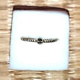 天然石リング 9号 スモーキークォーツ(リング(指輪))