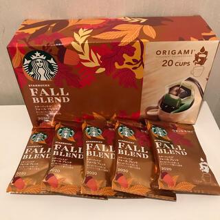 Starbucks Coffee - スターバックス フォールブレンド  スオリガミフォール 5袋