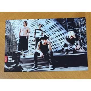 ワンオクロック(ONE OK ROCK)のワンオクロック ポストカード  (ミュージシャン)