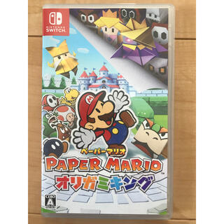 Nintendo Switch - ペーパーマリオ オリガミキング Switch スイッチ ソフト