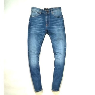 Nudie Jeans - 新品 NUDIE JEANS  ヌーディージーンズ ストレッチスキニーデニム