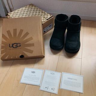 UGG - UGG ムートンブーツ UGG CLASSIC MINI アグ クラッシックミニ