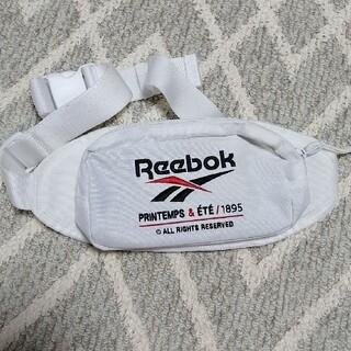 リーボック(Reebok)の【Reebok】ウエストポーチ/ボディバッグ(ボディバッグ/ウエストポーチ)