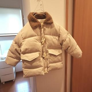 フタフタ(futafuta)の韓国子供服中綿ダウンジャケット120(コート)
