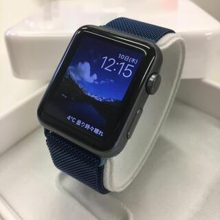 アップルウォッチ(Apple Watch)のApple Watch SPORT 42mm グレー色 アップルウォッチ(その他)