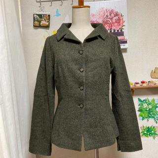 シビラ(Sybilla)の美品 シビラ ジャケットコート(テーラードジャケット)
