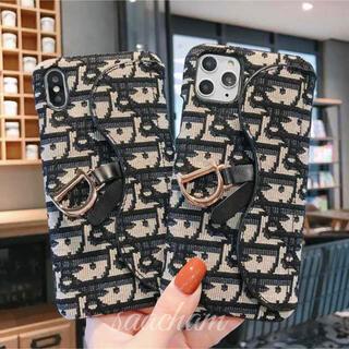 新品 ノーブランド iPhone11 iPhoneケース black