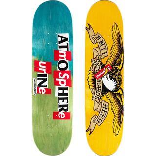 シュプリーム(Supreme)のSupreme ANTIHERO Skateboard Multi Green(スケートボード)
