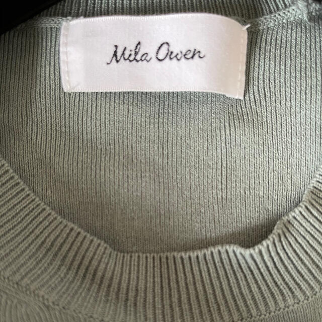 Mila Owen(ミラオーウェン)の未使用★ミラオーウェン ワンピース チュニック  Mila Owen レディースのトップス(チュニック)の商品写真