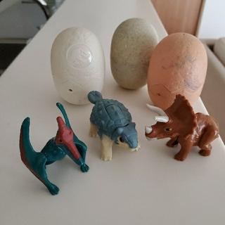 マクドナルド - マック ハッピーセット ジュラシックパーク 卵 おもちゃ