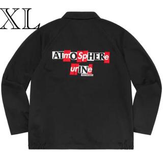 Supreme - supreme ANTIHERO Snap Twill Jacket XL 黒