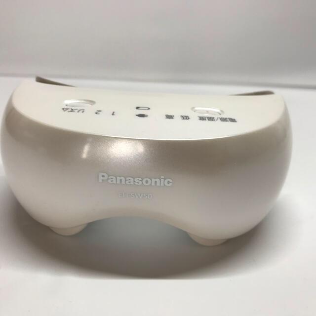 Panasonic(パナソニック)のPanasonic 目元エステ EH-SW50  スマホ/家電/カメラの美容/健康(フェイスケア/美顔器)の商品写真