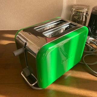 デロンギ(DeLonghi)のデロンギ ケーミックス ポップアップトースター (調理機器)