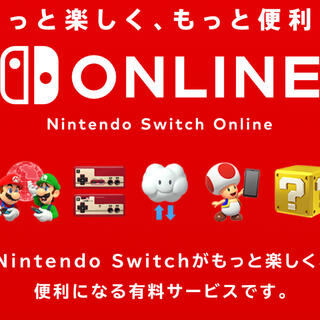 Nintendo Switch - Nintendo Switch Online  12ヶ月分