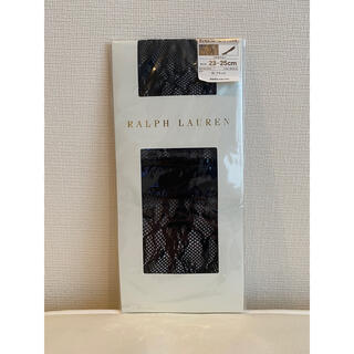 Ralph Lauren - RALPH LAUREN ラルフローレン ラッセルフルールハイソックス