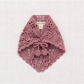 キャラメルベビー&チャイルド(Caramel baby&child )のMisha&puff 新品スカーフ(その他)