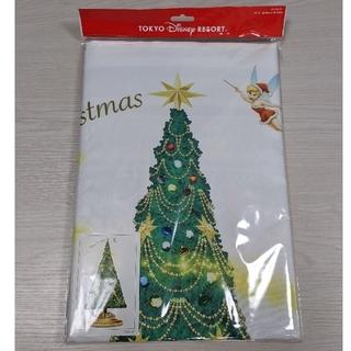 Disney - ディズニー クリスマス タペストリー クリスマスツリー ティンカーベル サンタ