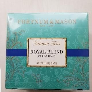 ロイヤルブレンド ティーバッグ 50袋 フォートナム&メイソン 紅茶