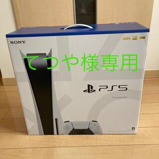 プレイステーション(PlayStation)の新品・未使用 PlayStation5 (家庭用ゲーム機本体)