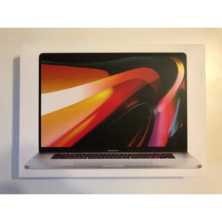 Mac (Apple) - MacBookPro2020 16inch US配列 16G corei7